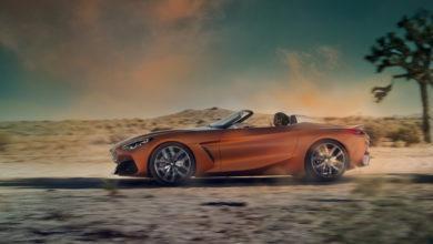 Photo de BMW dévoile le Concept Z4 Coupé