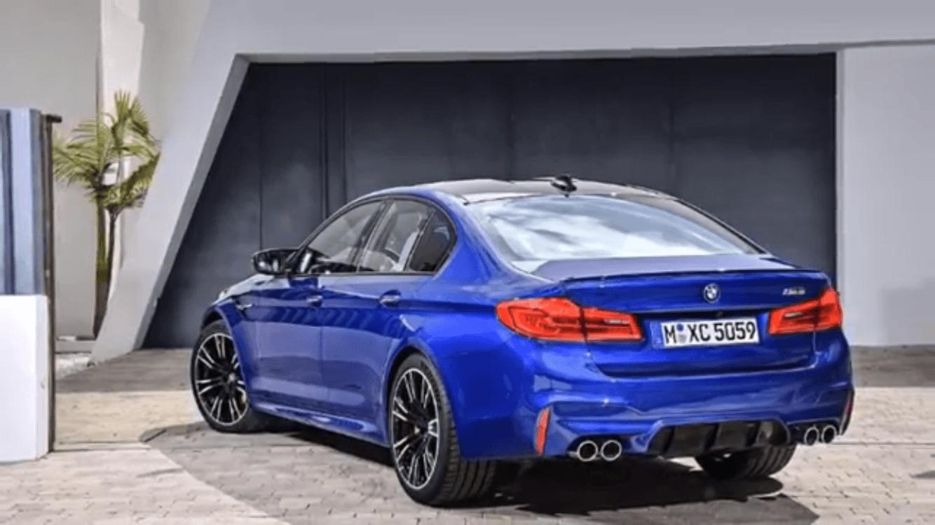 La BMW M5 enfin présentée