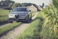 Photo de Essai : Alfa Romeo Stelvio Q4 First Edition