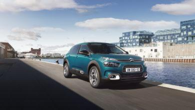 Photo de Facelift pour la Citroën C4 Cactus