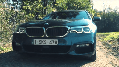 Photo de Présentation rapide de la BMW Série 5 Touring