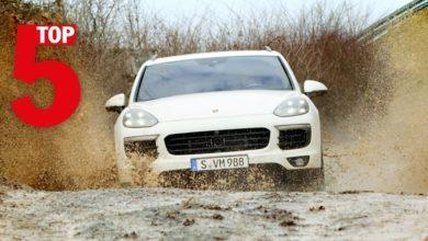 Photo de Les 5 tests de fonctionnalités les plus difficiles pour «être une Porsche»
