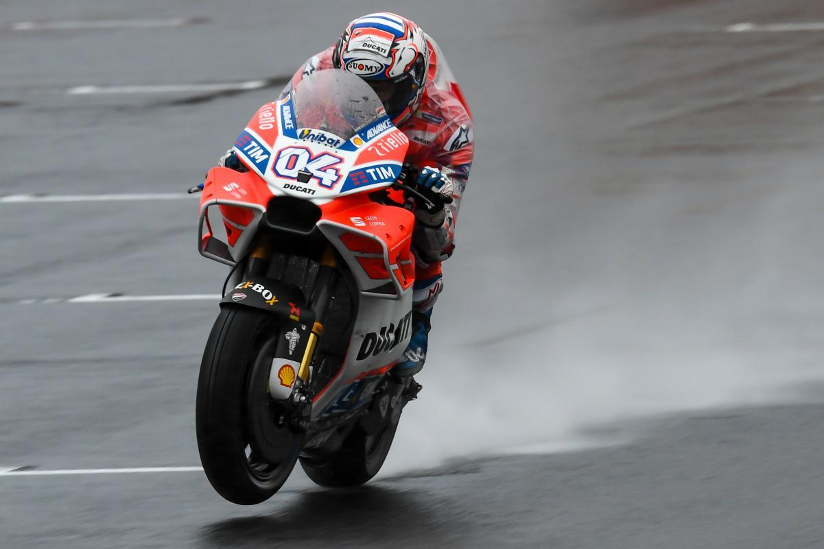 GP Japon-MotoGP: Dovizioso devance Marquez et revient à 11 points