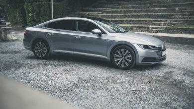 Photo de Volkswagen prépare une Arteon R de 400 chevaux ?