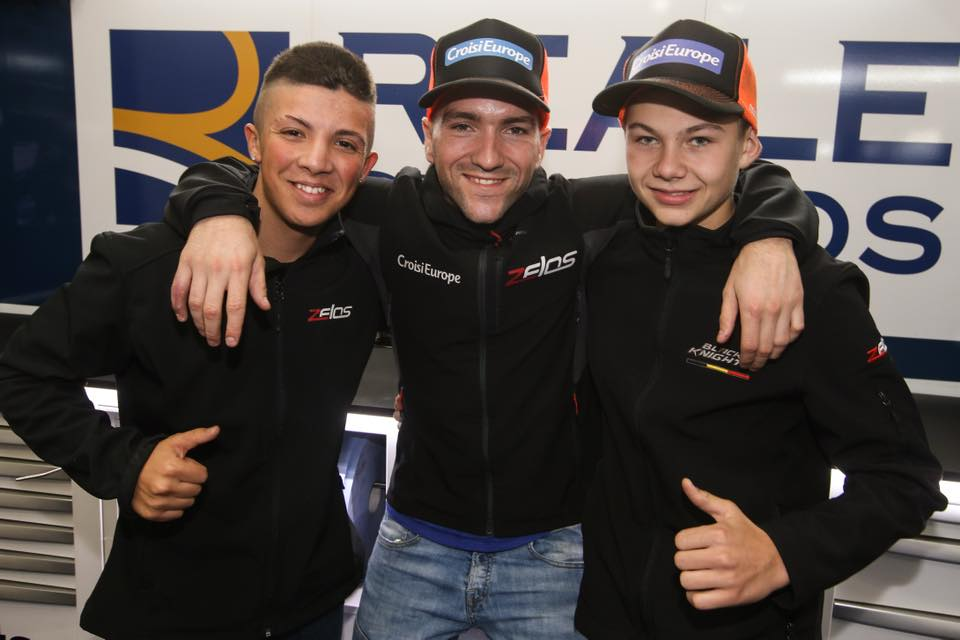 Gp de Valencia - Livio Loi & Barry Baltus rejoignent Xavier Siméon chez Reale Avintia Racing | Actu-Moteurs.com