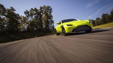 Photo de Aston Martin dévoile sa nouvelle Vantage