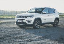 Photo de Essai : Jeep Compass 2017 1.4 MultiAir 140 ch Limited