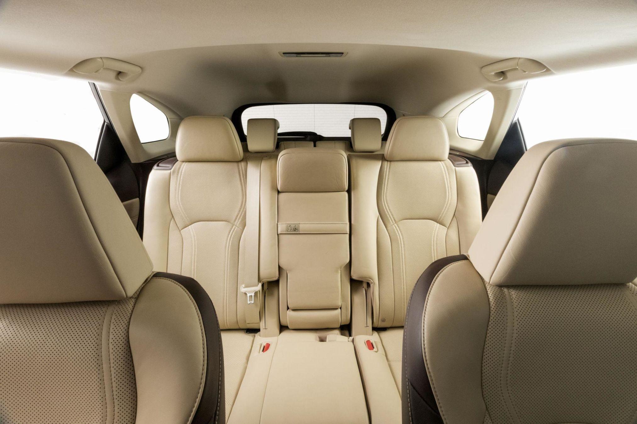 Lexus Prsente Son Nouveau RX 450h L 7 Places Actu