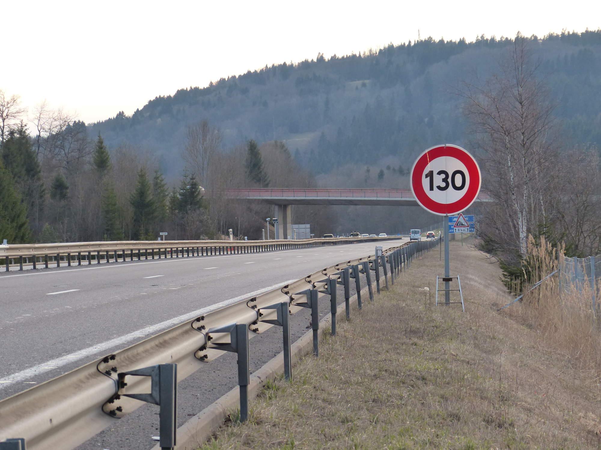 Les camions pourront dépasser sur nos autoroutes
