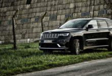 Photo de Essai : Jeep Grand Cherokee 3.0 CRD