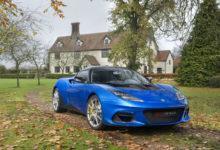 Photo de La Lotus Evora Sport 410 devient la GT410 Sport