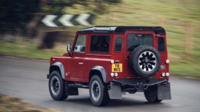 Photo de Tous les Land Rover Defender Works V8 sont vendus