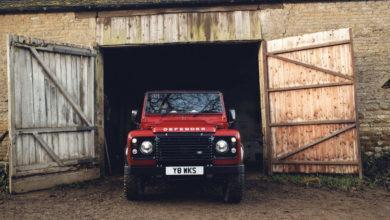 Photo de Land Rover dévoile le Defender Works V8 pour fêter ses 70 ans