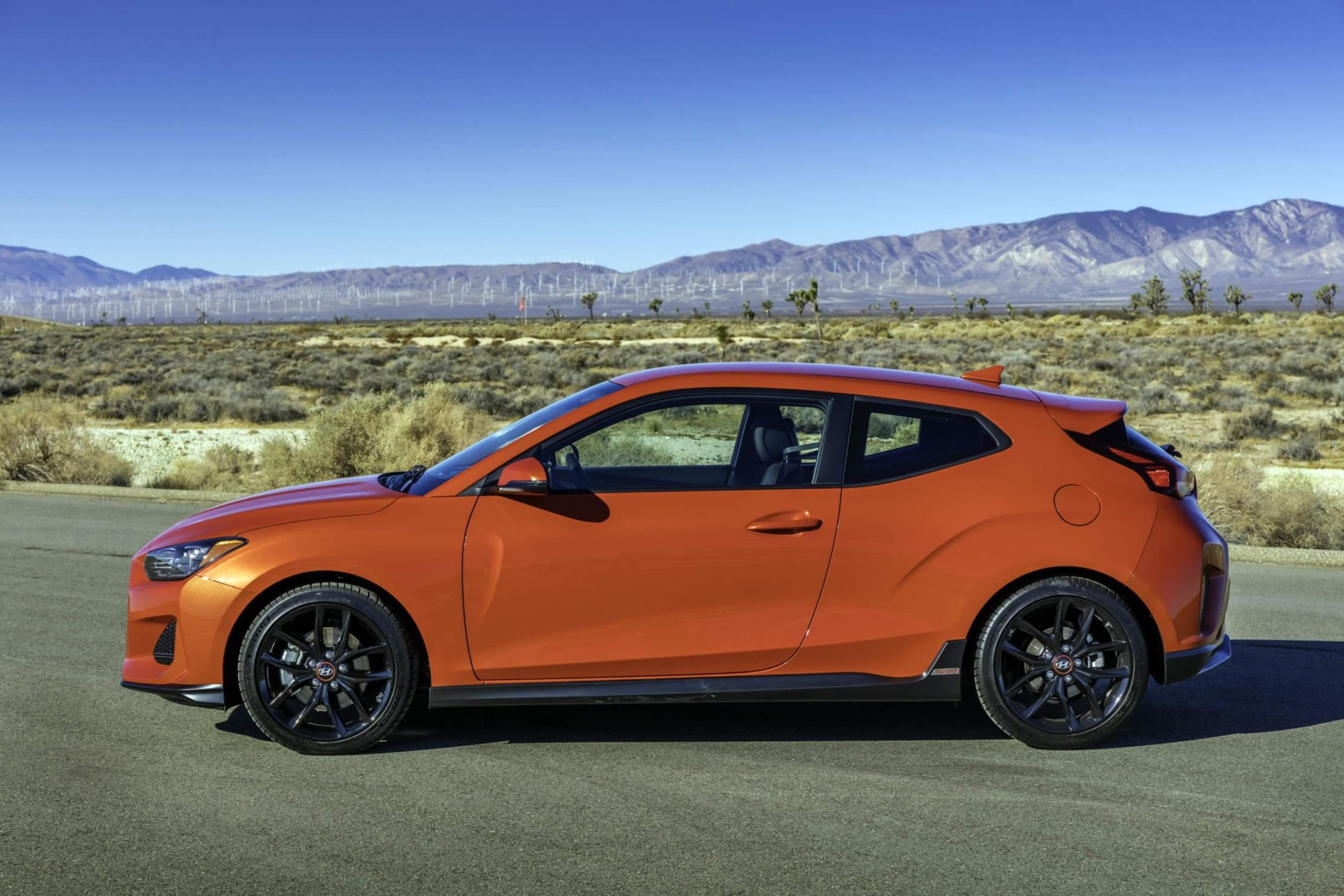 Le Hyundai Veloster fait son come-back — Salon de Detroit