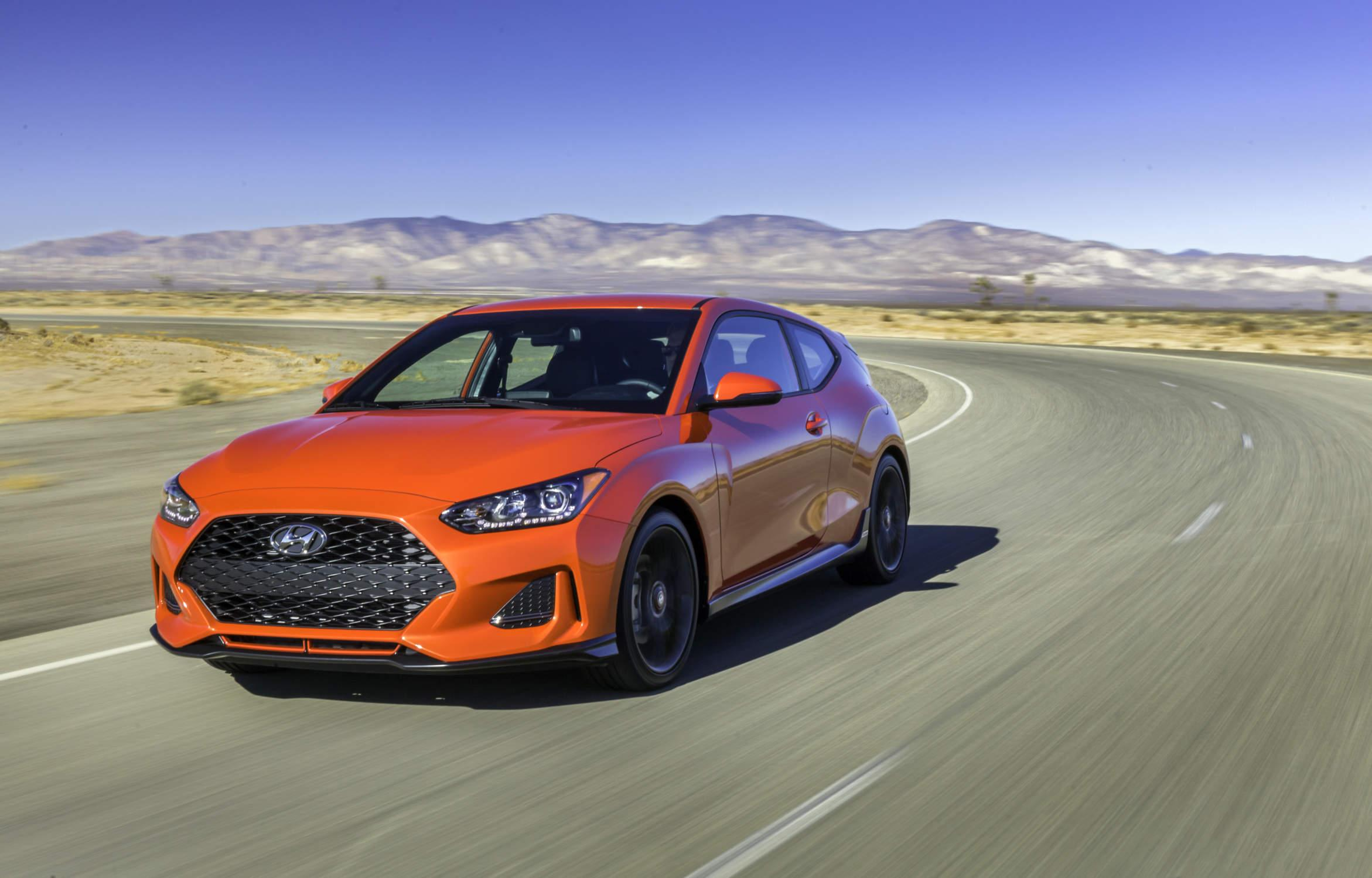 Salon de Detroit : Le Hyundai Veloster fait son come-back