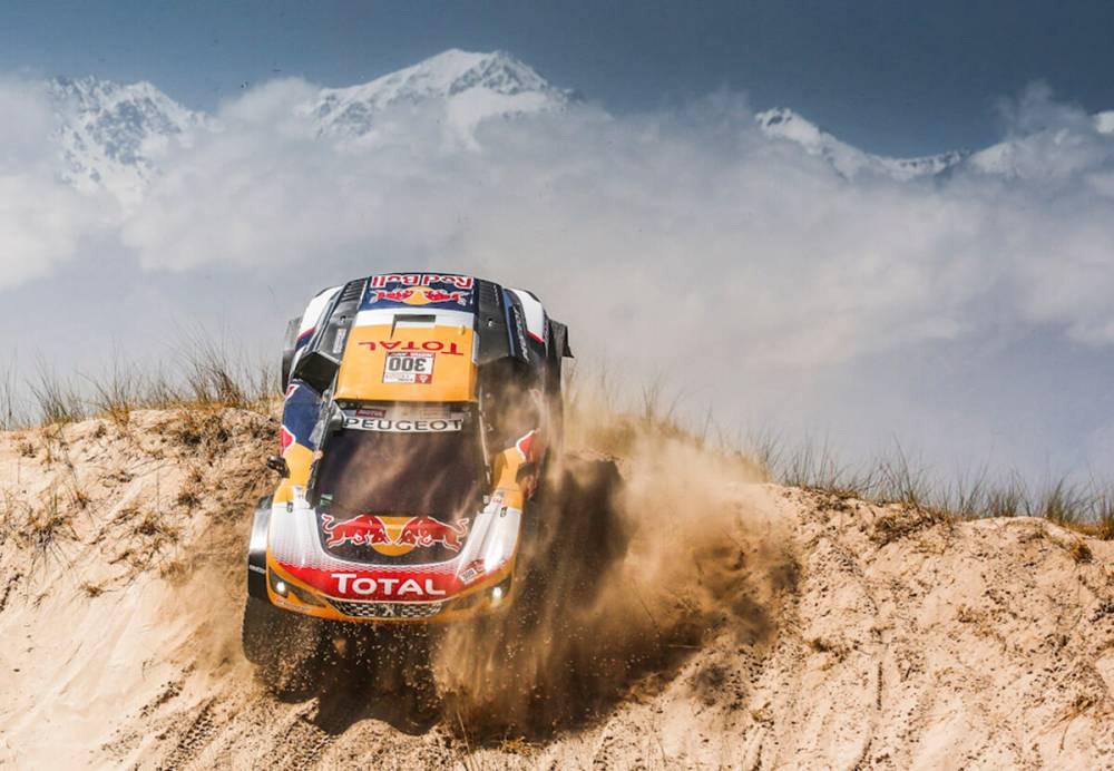 Dakar-ES12 : Ten Brinke dans la spéciale