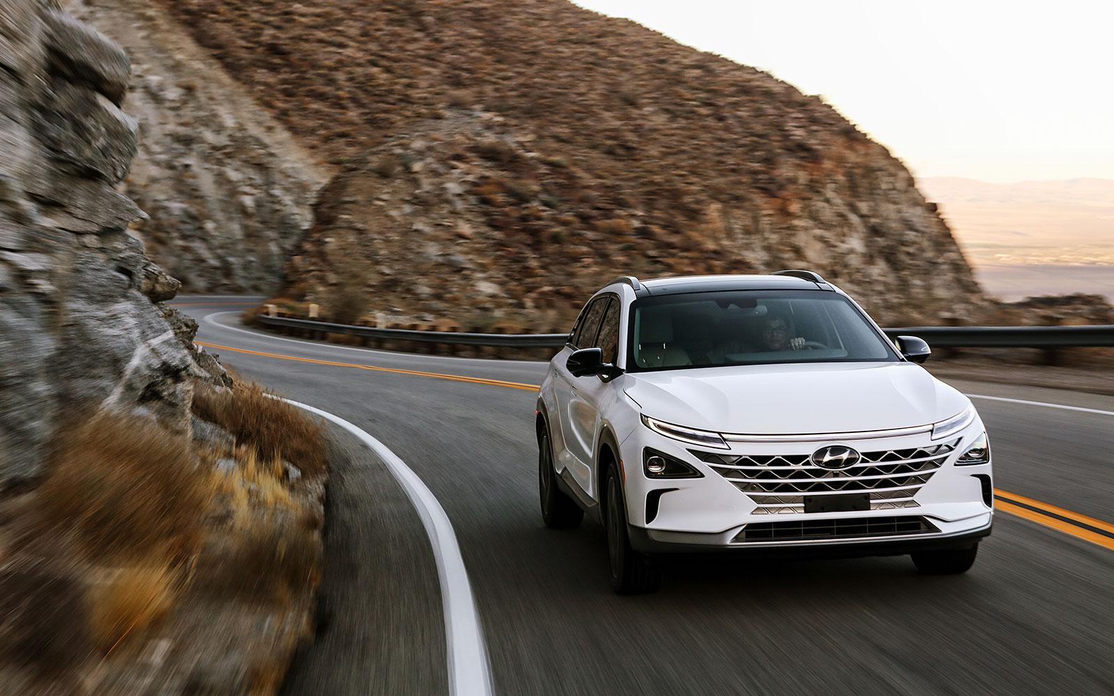 Hyundai Nexo : SUV à hydrogène
