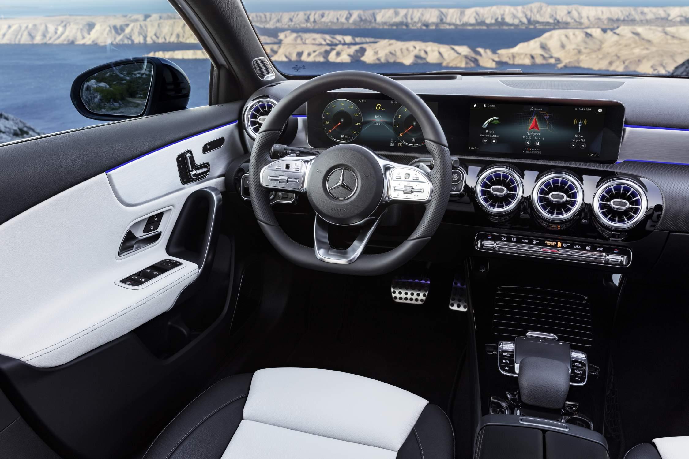 Quelques Points De Comparaison Entre La Nouvelle Mercedes Classe A