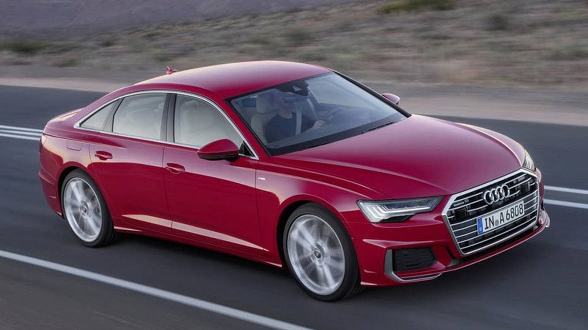 C'est la nouvelle A6 (2018) — Audi