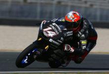Photo de Arbolino s'empare du meilleur temps à Jerez !