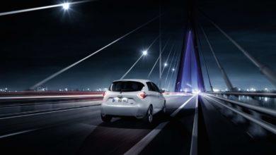 Photo de La Renault Zoe est la voiture électrique la plus vendue en Europe !