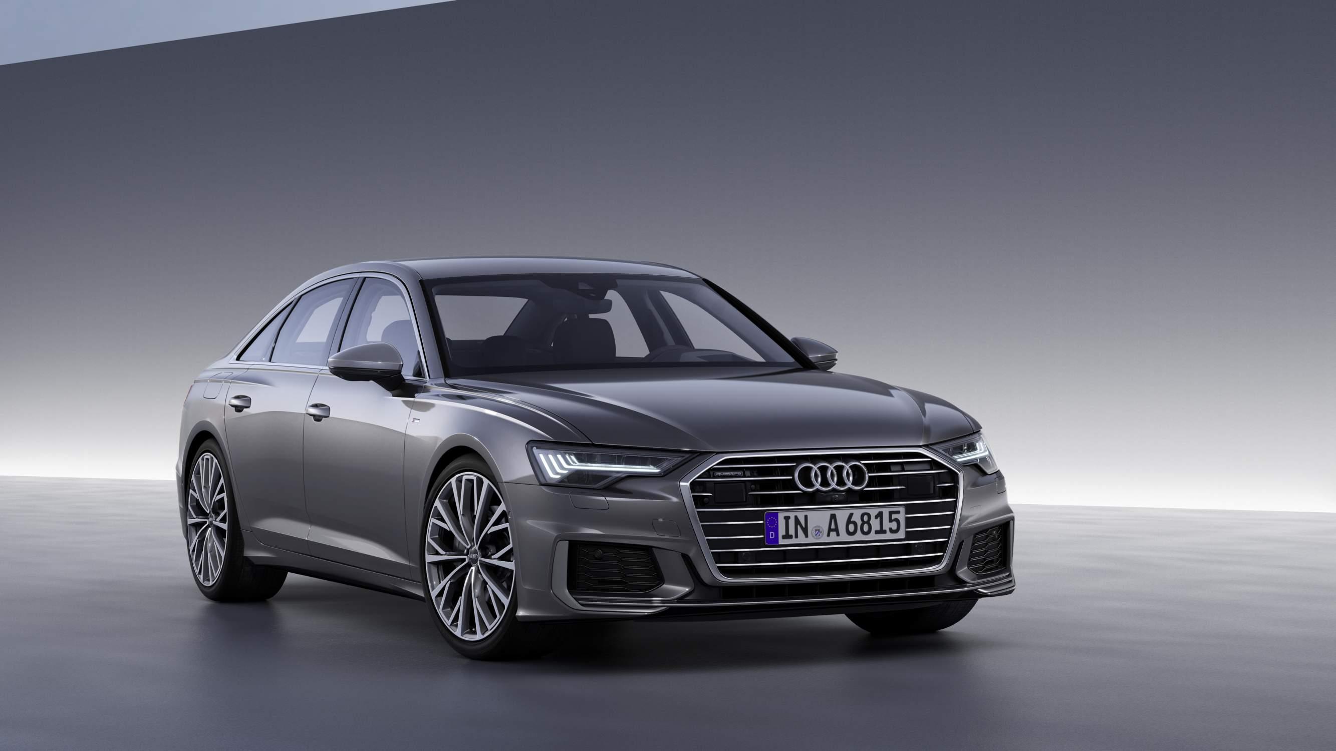 Audi A6 : les professionnels en ligne de mire