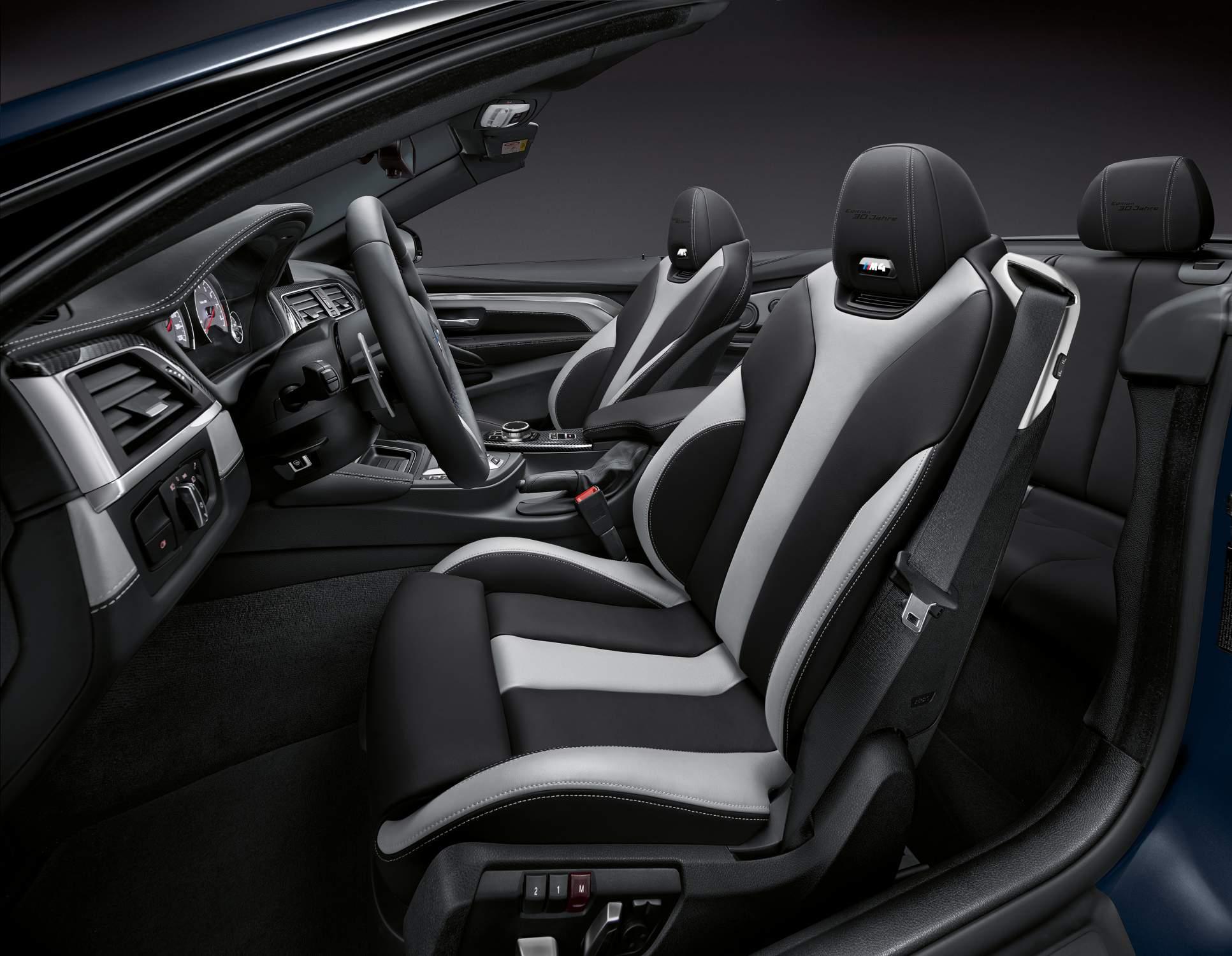 BMW M4 Cabriolet (2018) : série spéciale