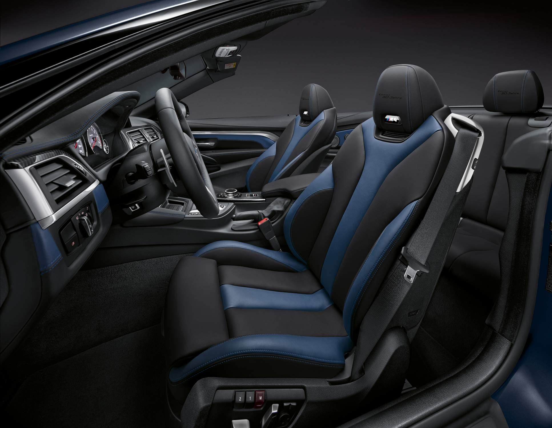 BMW M4 Edition 30 Jahre