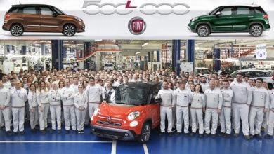 Photo de Fiat : 500.000 500L produites
