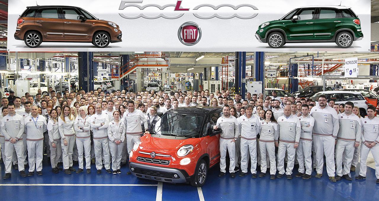 Plus de diesel sur les voitures Fiat Chrysler d'ici 2022