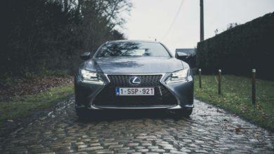Photo de Essai : Lexus RC 300h