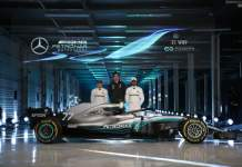 © Mercedes-AMG Petronas Motorsport