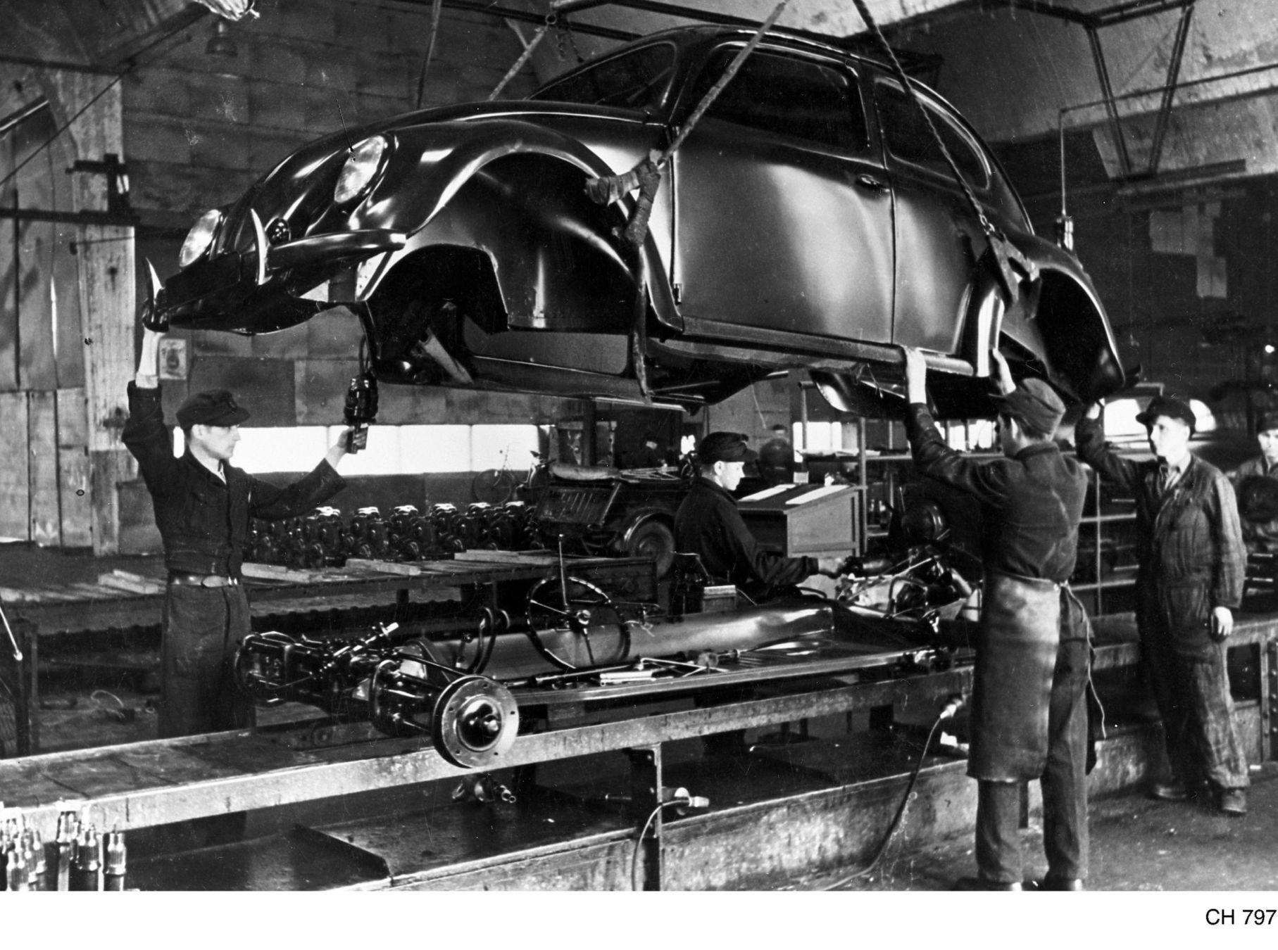 70 ans d importation volkswagen en belgique pour d ieteren actu. Black Bedroom Furniture Sets. Home Design Ideas