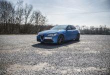 Photo de Essai : Alfa Romeo Giulia Veloce 280