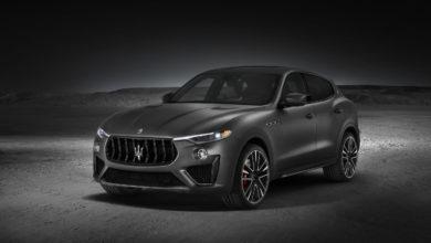 Photo de Salon de New York : Le Maserati Levante Trofeo s'offre un V8 de 590 chevaux