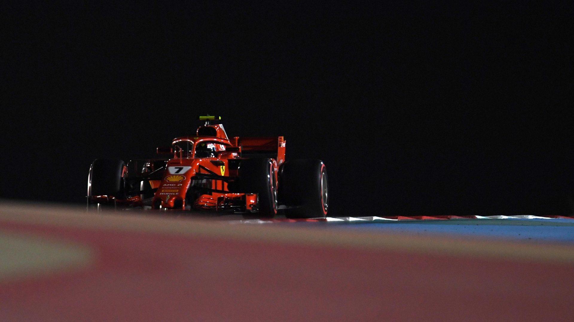 GP de Bahreïn - Raïkkönen emmène les Top Teams