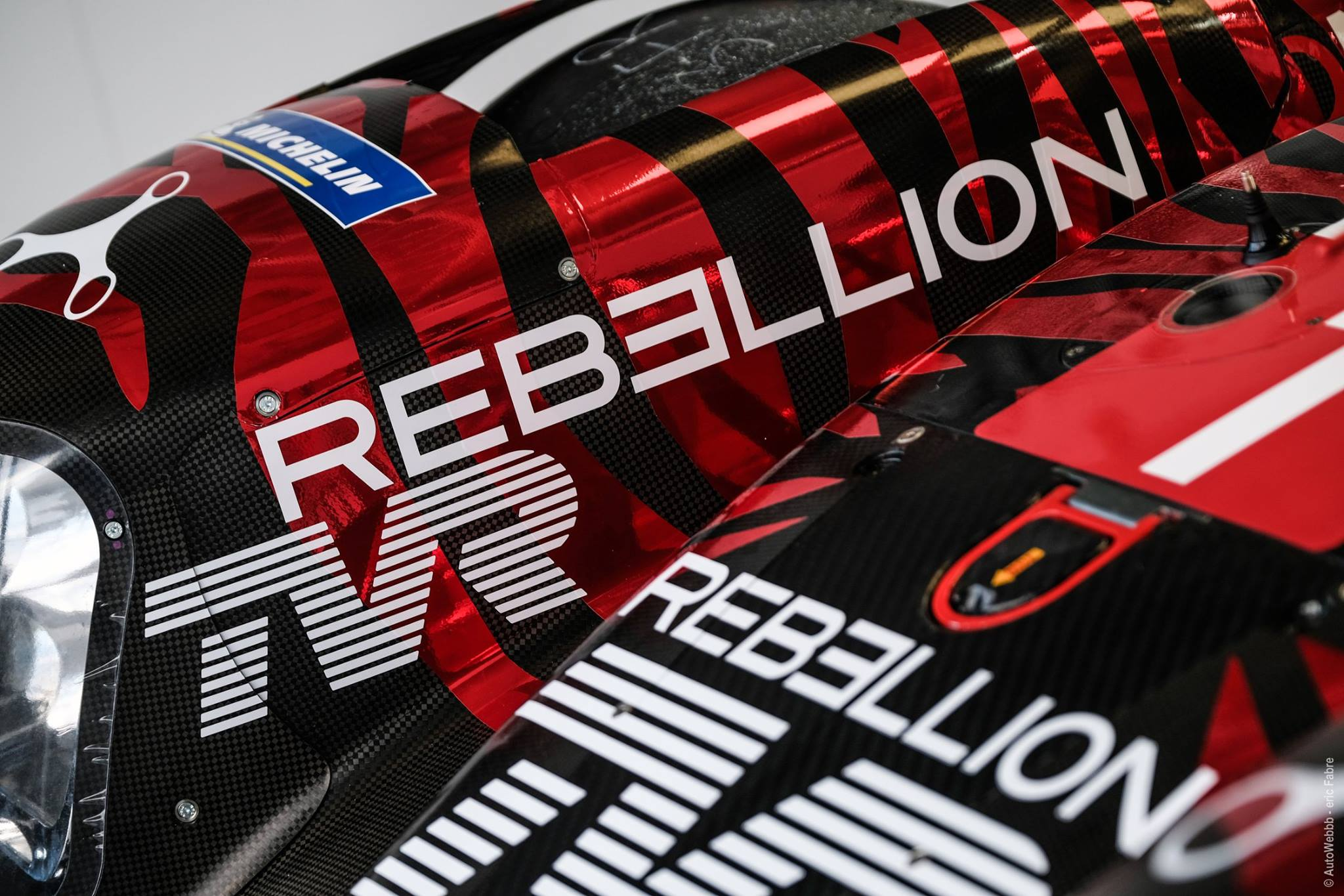 TVR de retour en Endurance avec Rebellion Racing