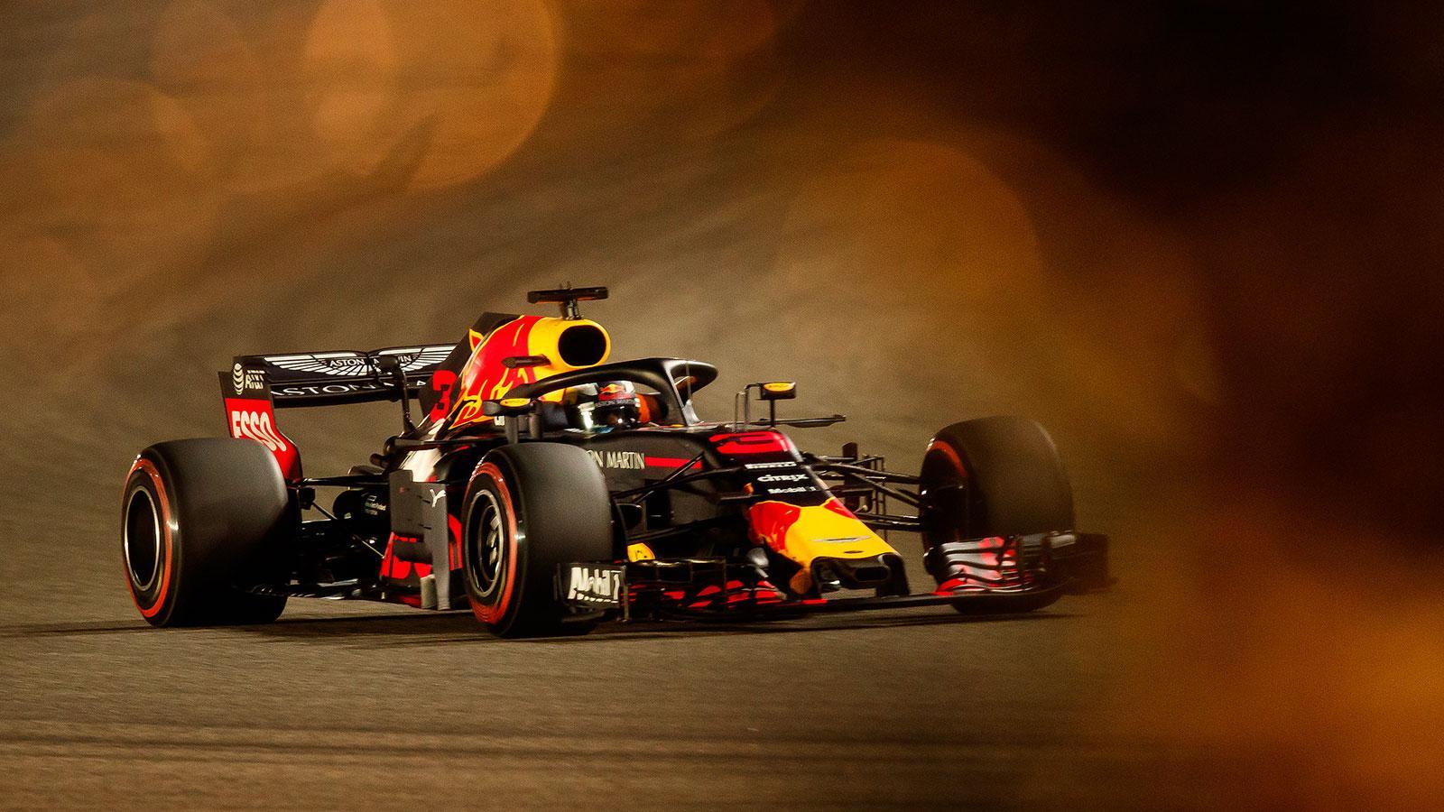 EL1 : Ricciardo le plus rapide