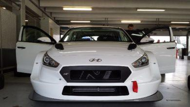 Photo de Loris Cencetti sur une Hyundai i30 TCR Autodis Racing by Piro Sports !