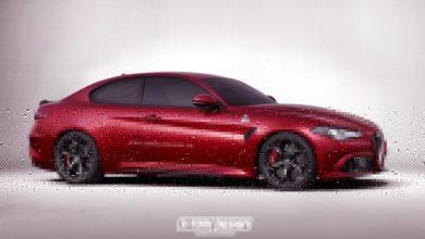 Photo de Alfa Romeo devrait dévoiler la Giulia Coupé le mois prochain