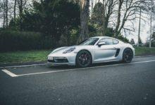 Photo de Essai vidéo : Porsche 718 Cayman GTS