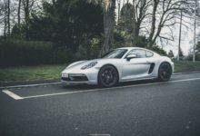 Photo de Essai : Porsche 718 Cayman GTS