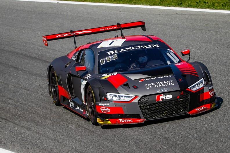Top 4 et leadership renforcé pour Audi Team WRT à Silverstone