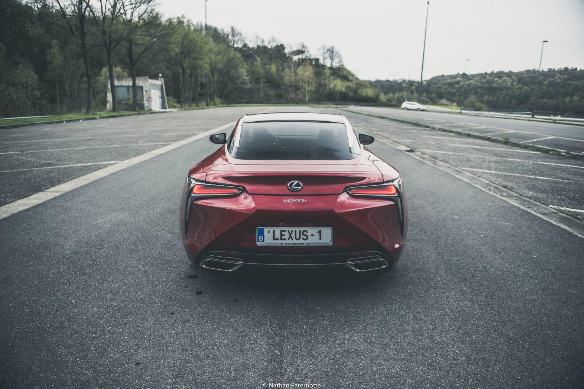 Lexus Europe : Le cap du million de voitures vendues dépassé !