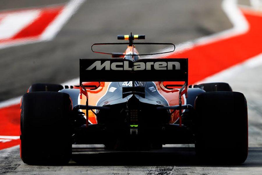Nouvel actionnaire pour McLaren !