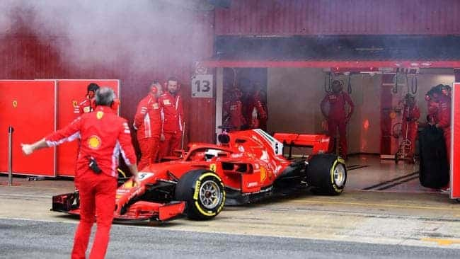 Mercedes jette de l'huile sur le feu !