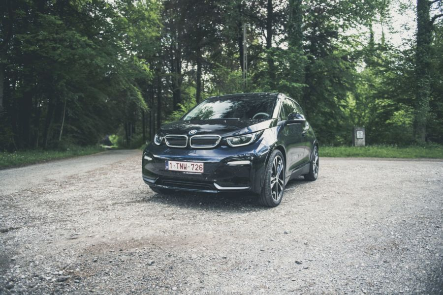 Essai : BMW i3s REX