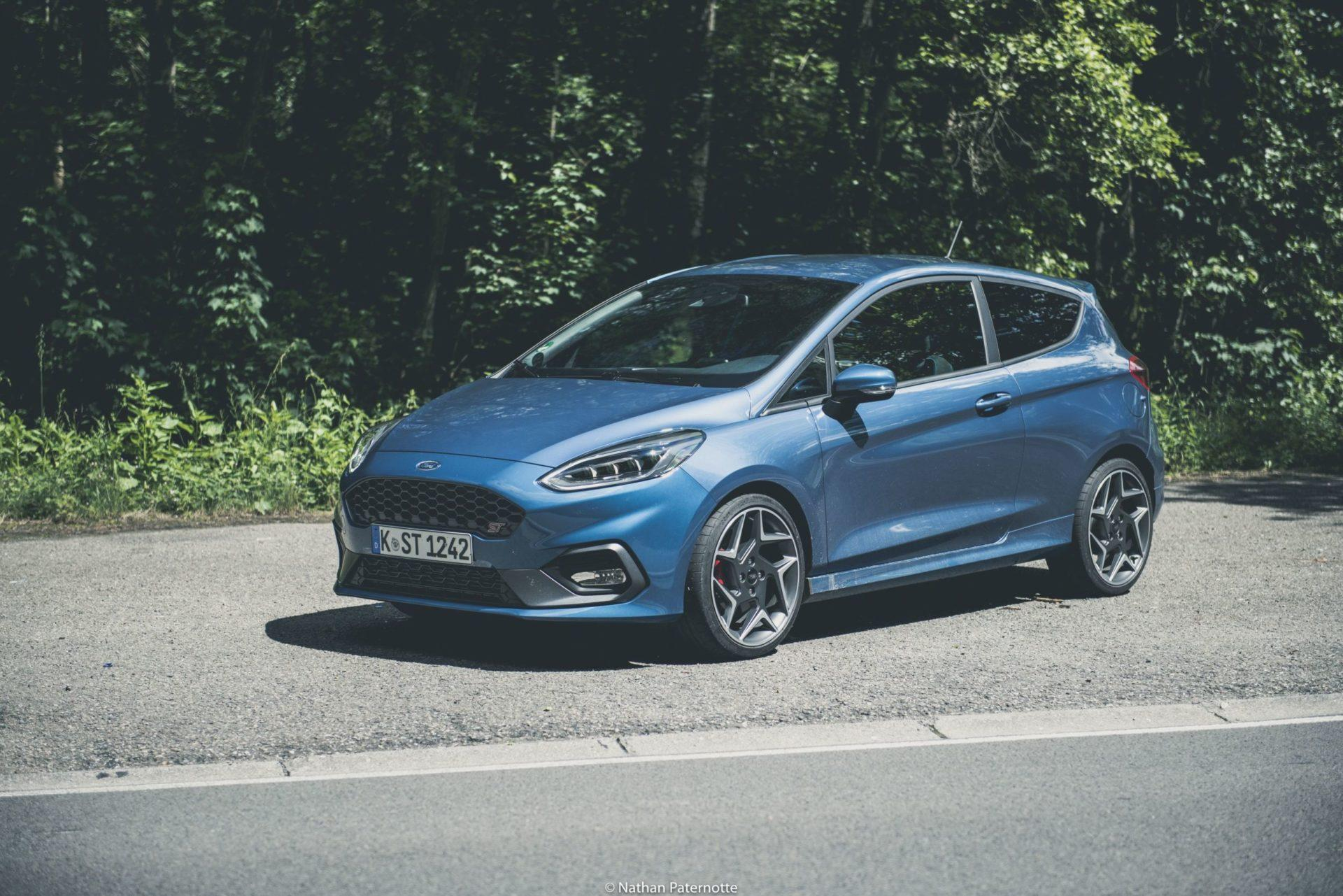 Ford Fiesta : Face-lift en approche