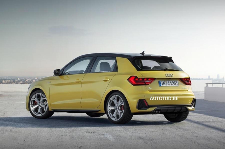 2018 - [Audi] A1 Sportback II - Page 10 03_4