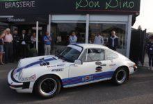 Photo de Denis Robert et Alexandre Peeters (Porsche 911 « CCS ») viseront le top 10 au Liège-Rome-Liège